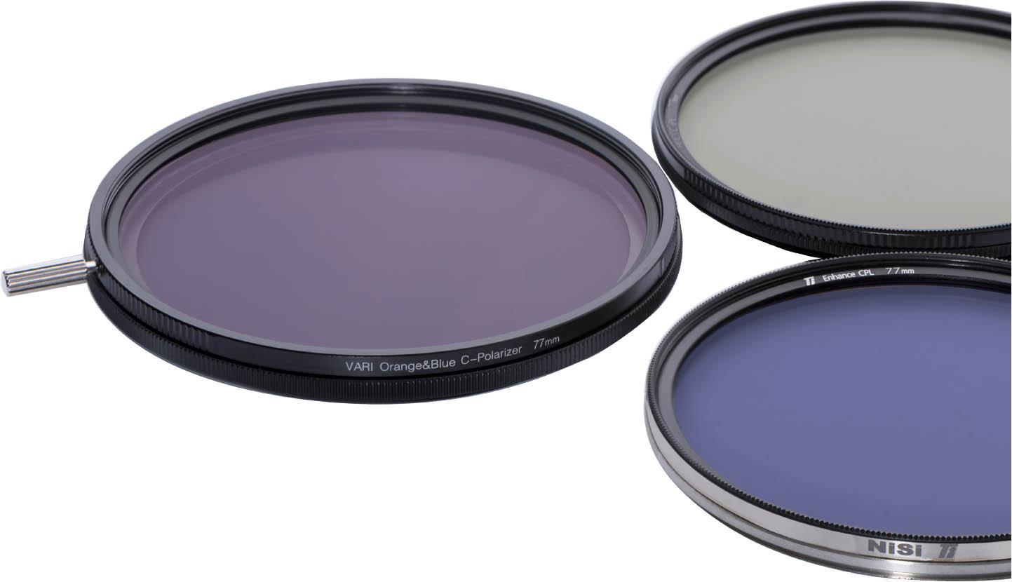 Circular CPL Filters