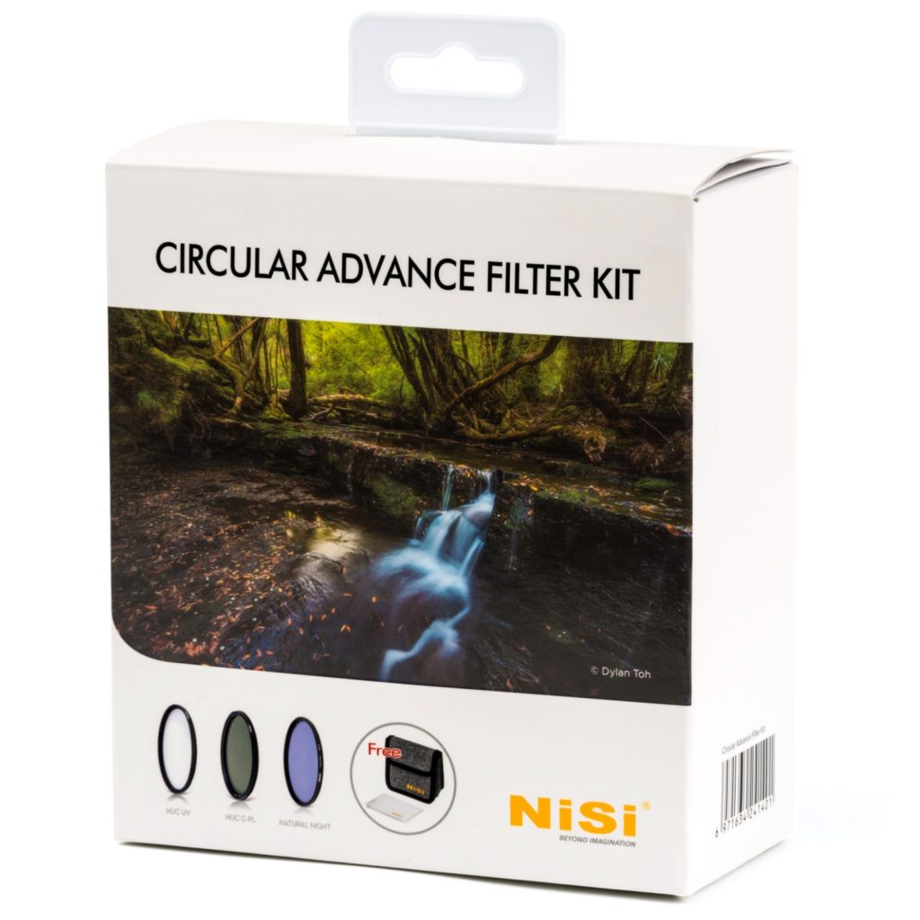 NiSi Circular Advance Filter Kit