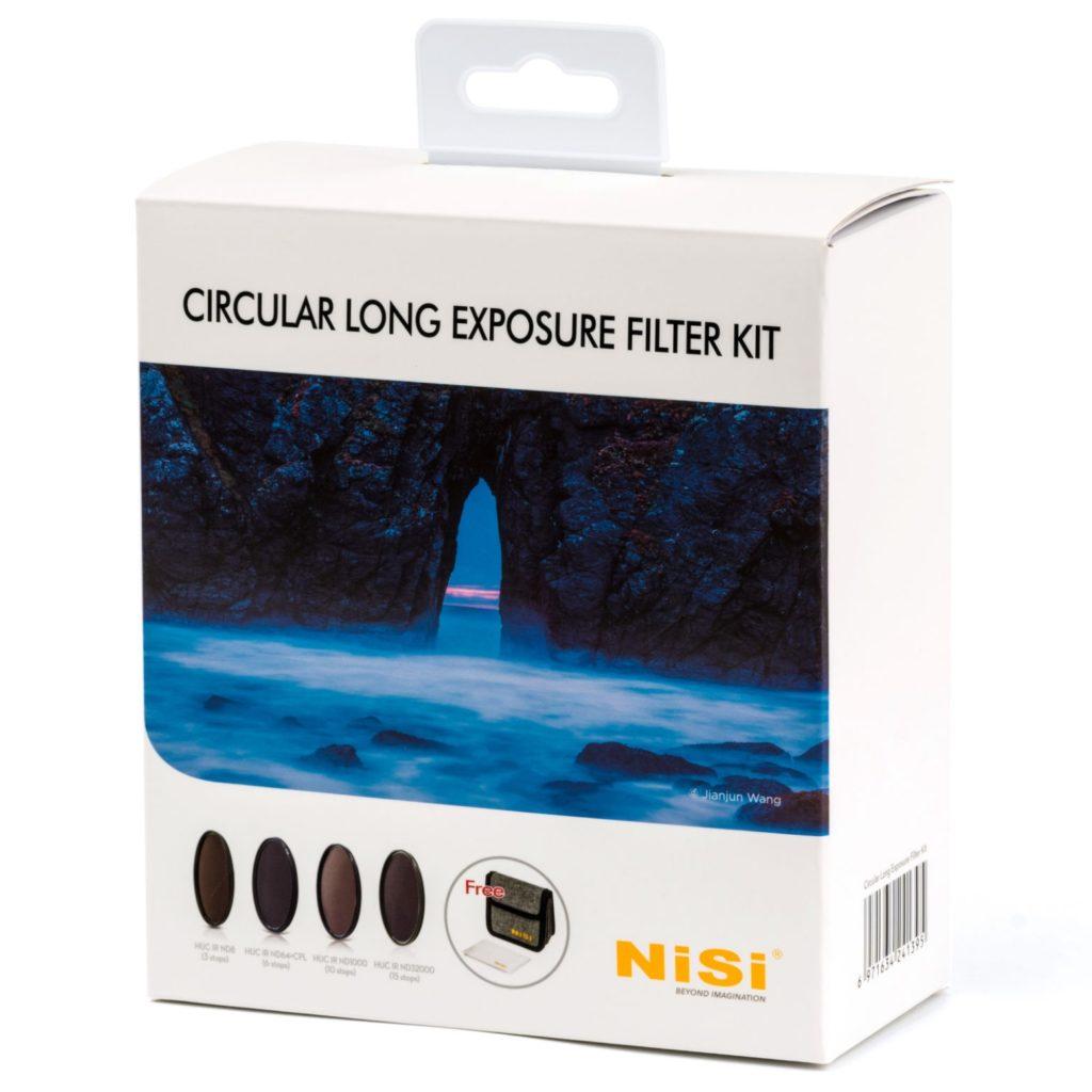 NiSi Circular Long Exposure Filter Kit