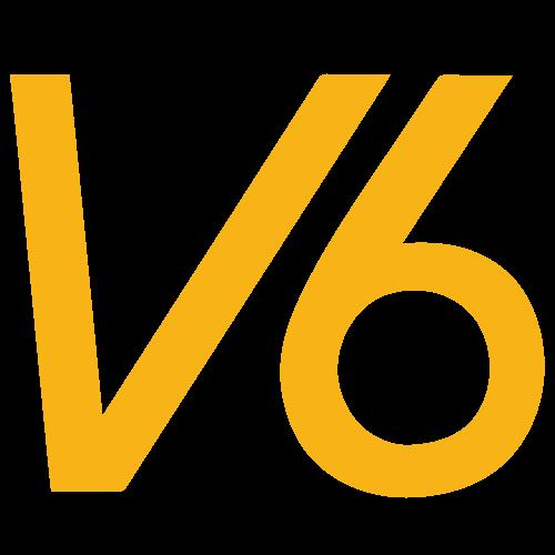 V6 Logo