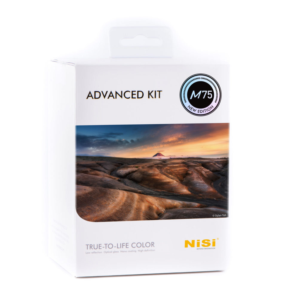 NiSi M75 75mm Advanced Kit with Enhanced Landscape C-PL