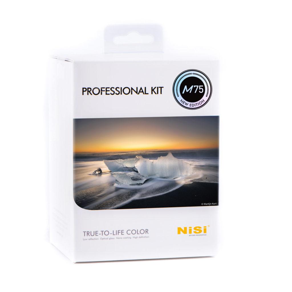 NiSi M75 75mm Professional Kit with Enhanced Landscape C-PL