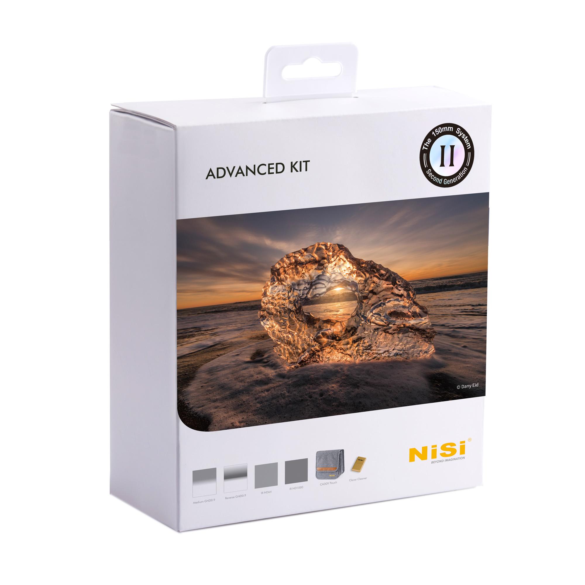 NiSi Filters 150mm Advance Kit Second Generation II