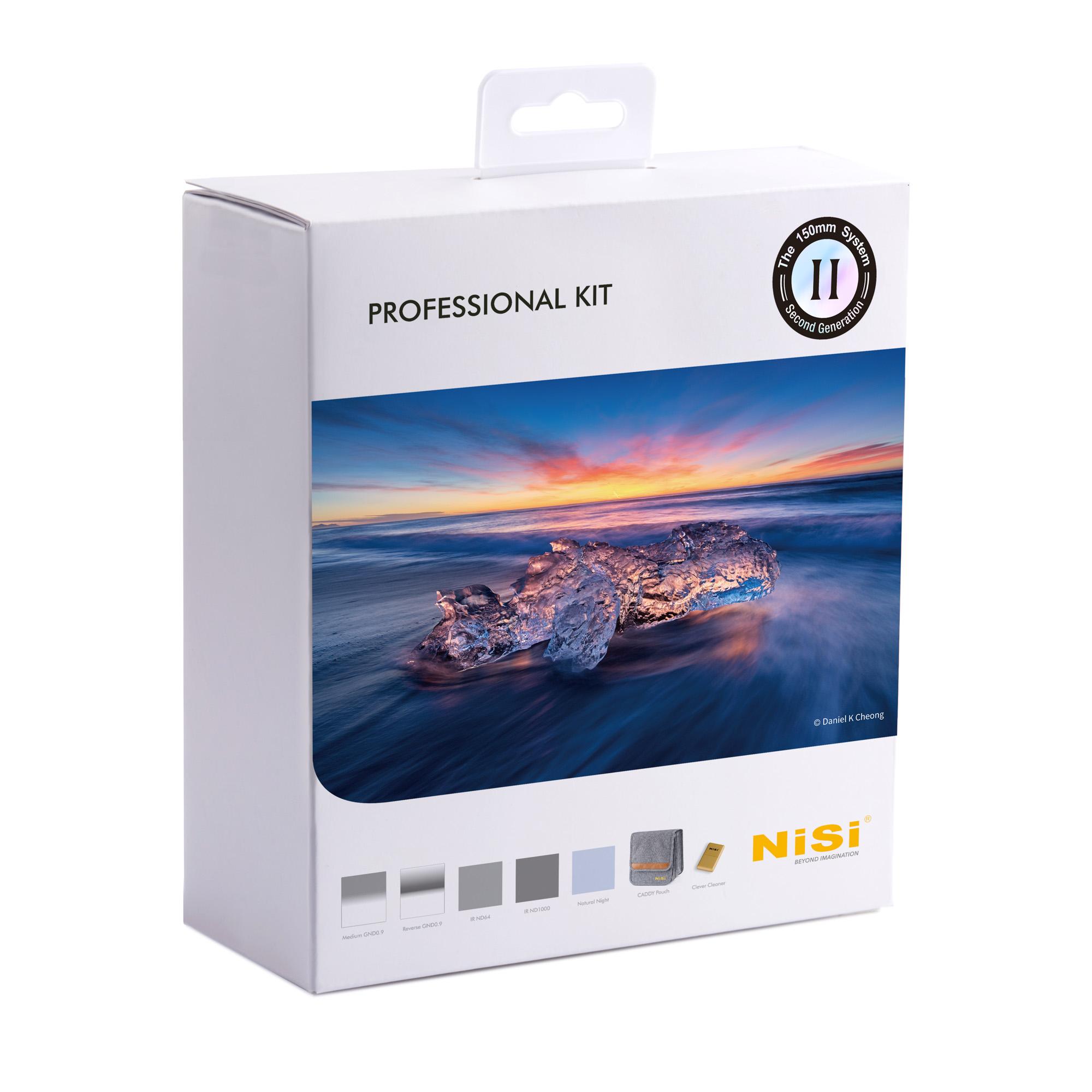 NiSi Filters 150mm Professional Kit Second Generation II