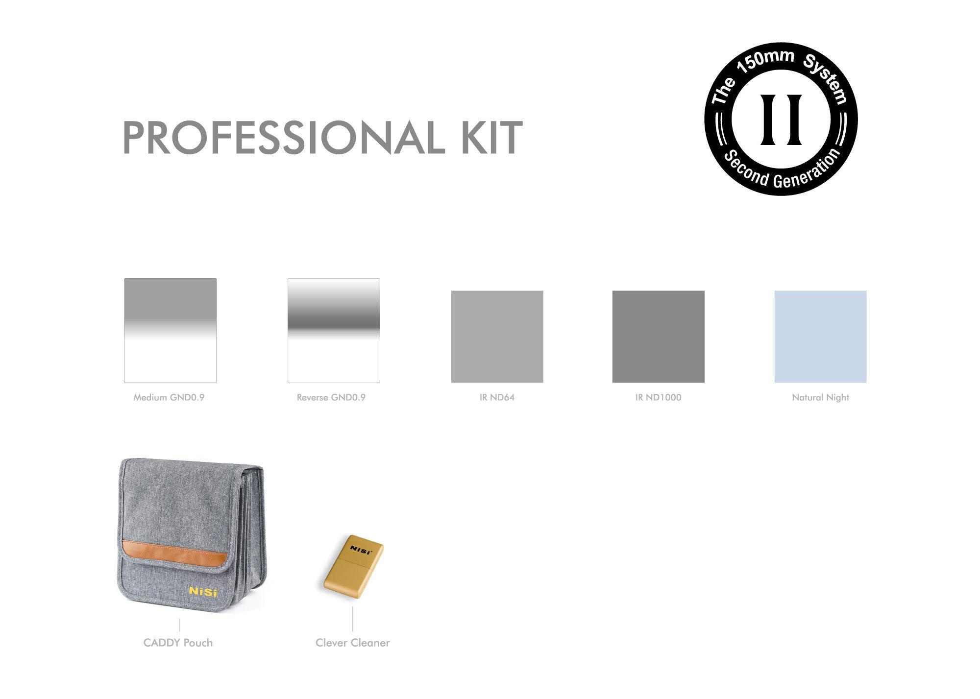 NiSi 150mm Professional kit