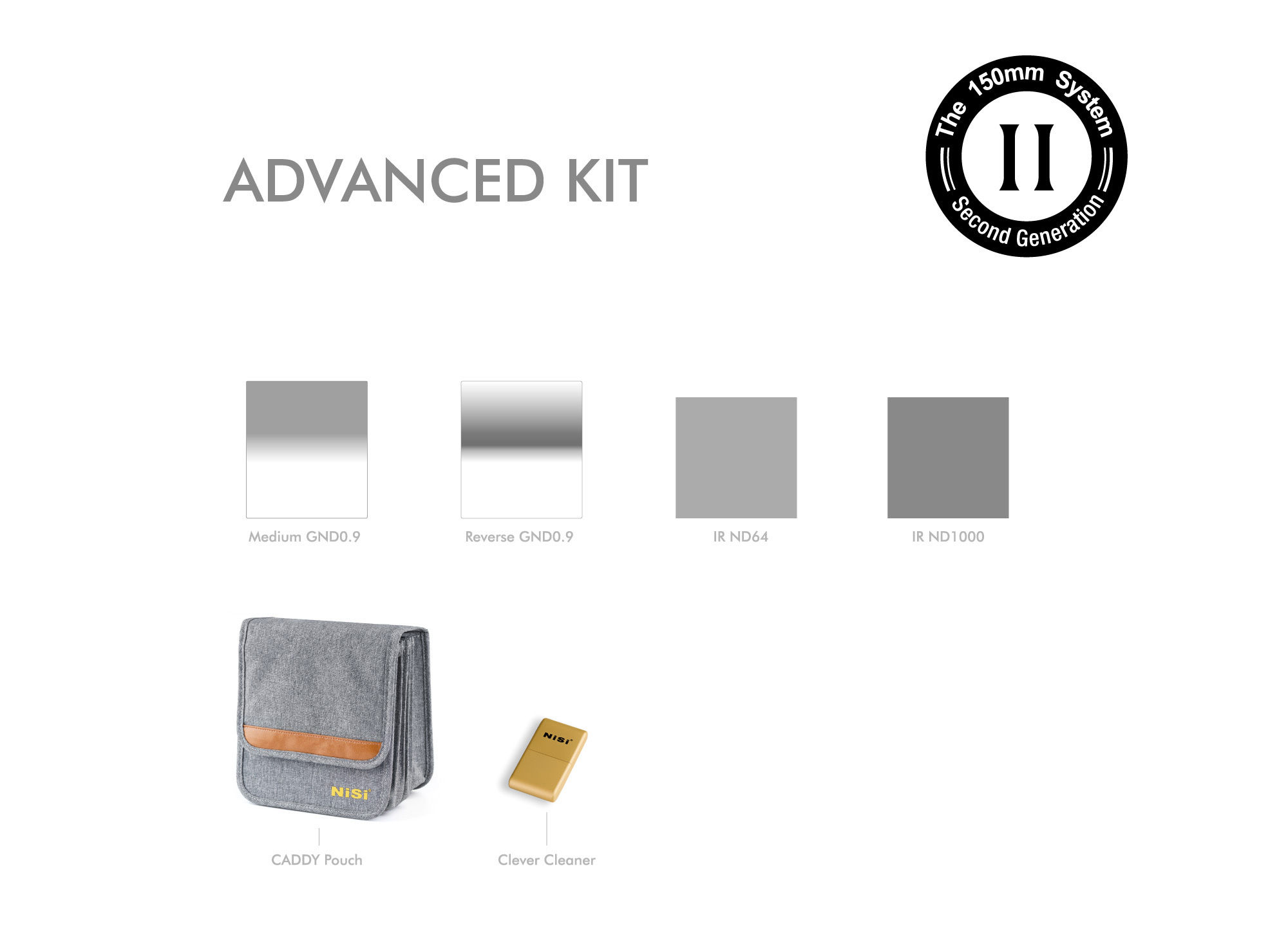 NiSi 150mm advance kit II