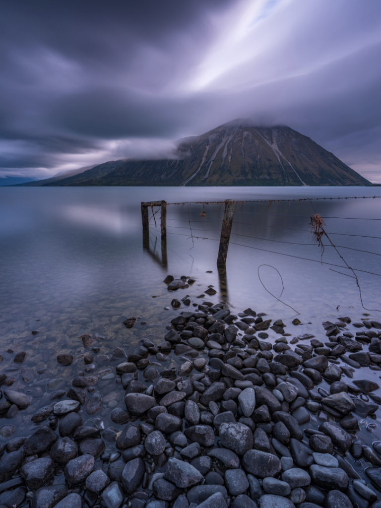 Landscape photography foreground interest
