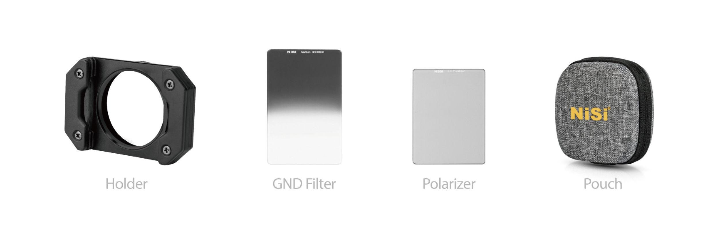 NiSi X100V Starter Kit