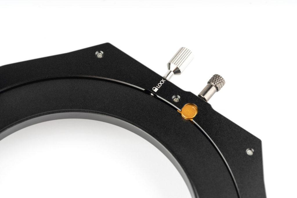 NiSi V6 ALPHA 100mm Aluminum Filter Holder Lock and Release