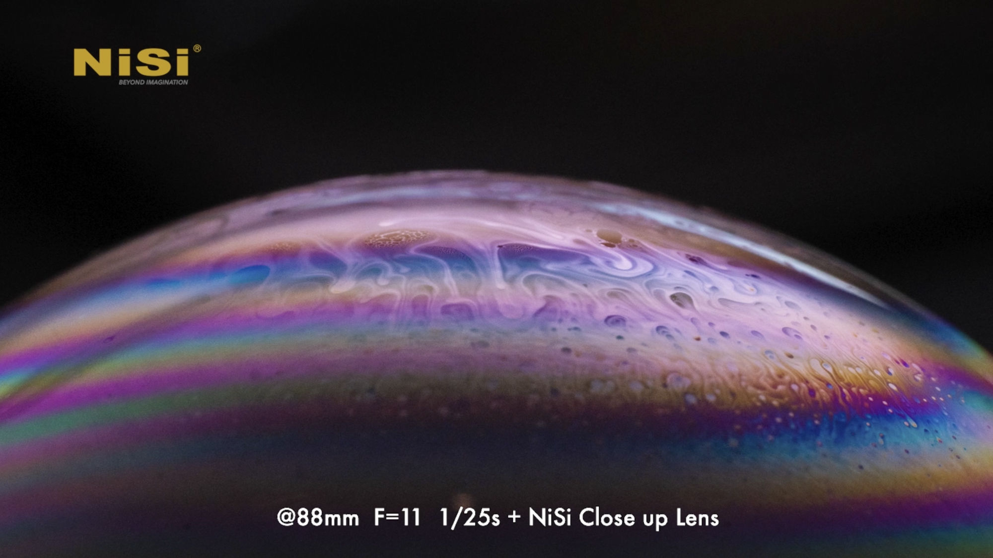 NiSi CLOSE-UP LENS 58mm NC After Bubble