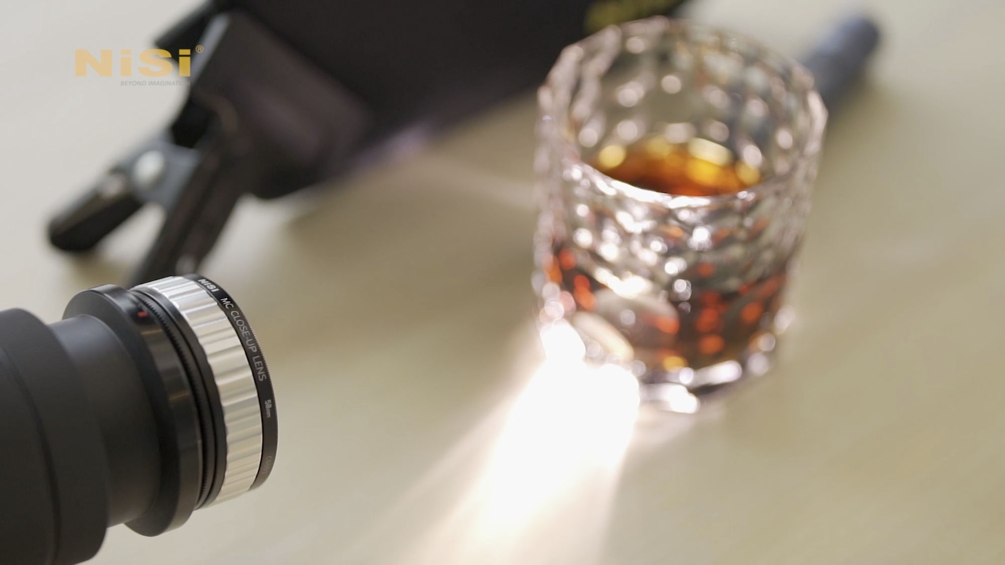 NiSi CLOSE-UP LENS 58mm NC Setup