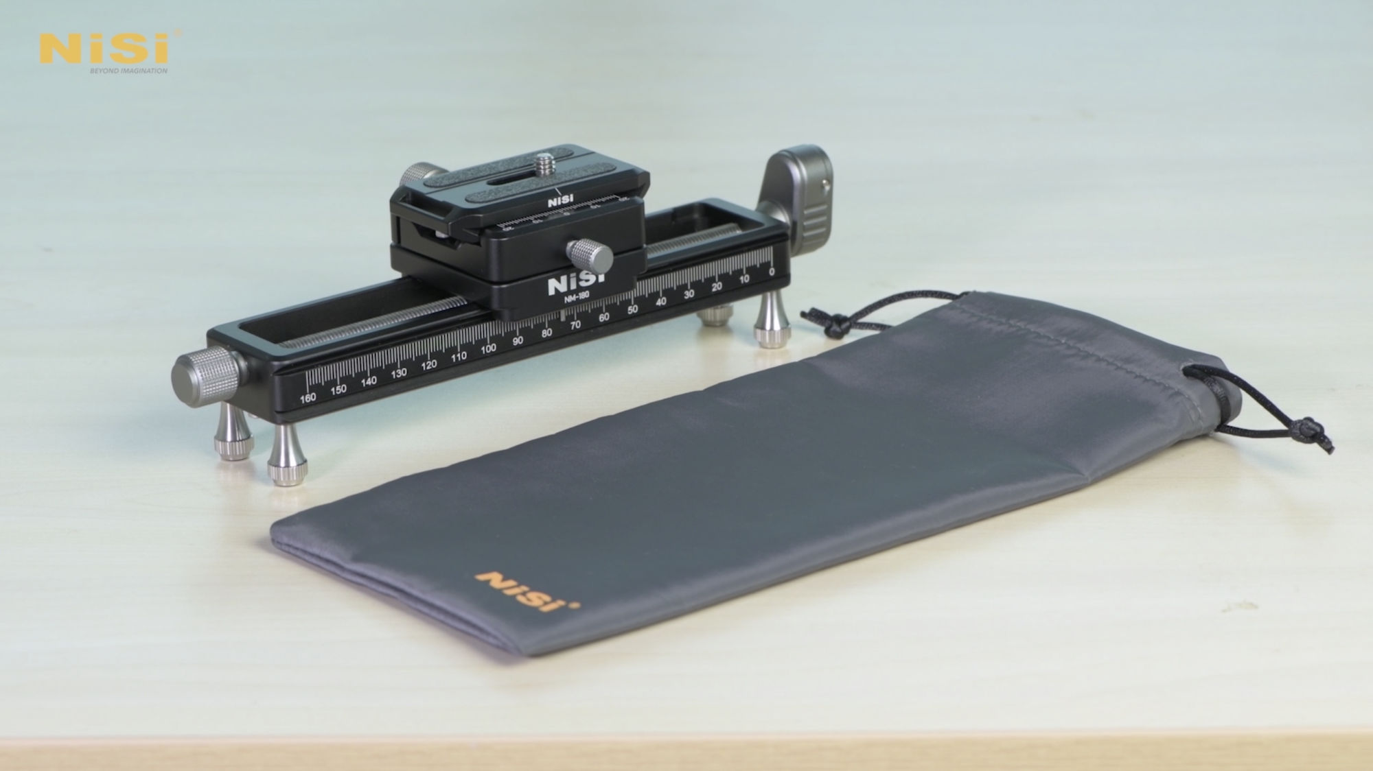NiSi Macro Focusing Rail with Pouch