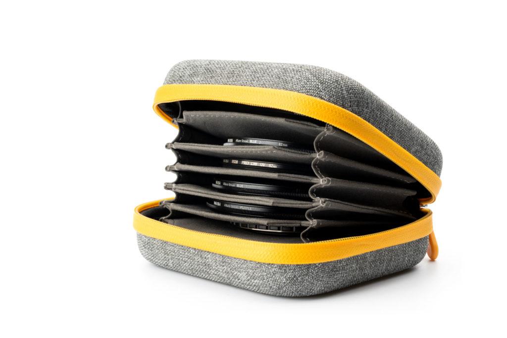 NiSi Circular Filter Caddy for 8 Filter