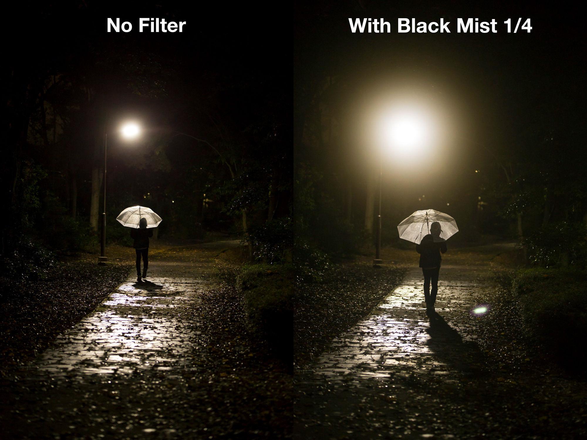 Black Mist Compare